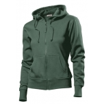 Hanes Spicy Hooded Sweat (khaki)