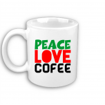 kruus Peace Love Coffee