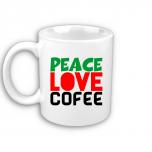 kruus Peace Love Coffee